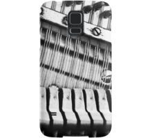 Piano Strings, Hammers & Pegs Samsung Galaxy Case/Skin