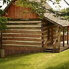 Log Cabin 1 by Camberleigh Myers
