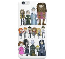 Harry Potter Cast iPhone Case/Skin