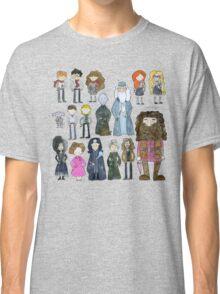 Harry Potter Cast Classic T-Shirt