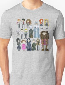Harry Potter Cast Unisex T-Shirt