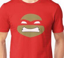 Ninja Raphael Turtle Unisex T-Shirt