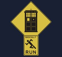 Warning! Time Traveler Ahead!  by AbelUndercity
