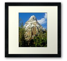 The Matterhorn Framed Print