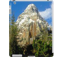 The Matterhorn iPad Case/Skin