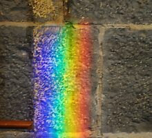 Inadvertent Prism Effect (Crayola) by goddarb