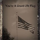 You&#x27;re A Grand Old Flag by Marie Sharp