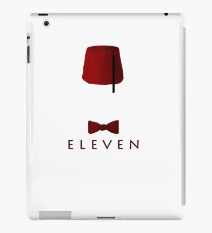 Eleven iPad Case/Skin