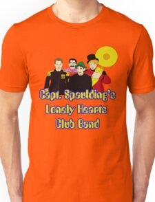 Capt. Spaulding's Lonely Hearts Club Band Unisex T-Shirt