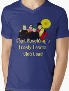 Capt. Spaulding's Lonely Hearts Club Band Mens V-Neck T-Shirt