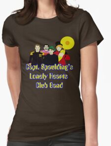 Capt. Spaulding's Lonely Hearts Club Band Womens T-Shirt