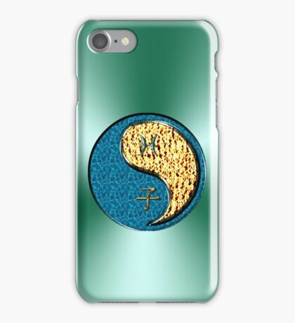 Pisces & Rat Yang Fire iPhone Case/Skin