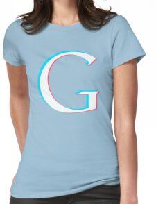 Googleplier Logo Womens Fitted T-Shirt