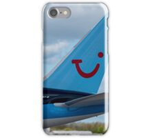 Thompson Airlines Boeing 787 tail livery iPhone Case/Skin