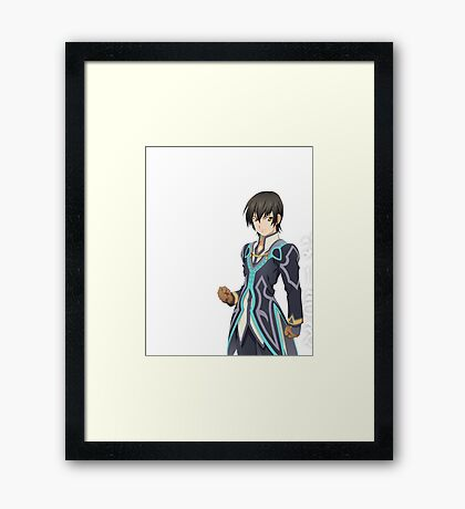 Jude - Tales of Xillia Framed Print