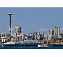 Space Needle, Seattle Photographic Print