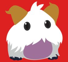 Little Poro by VakarianWrex