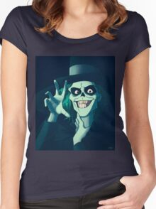 Hatbox After Midnight Women's Fitted Scoop T-Shirt