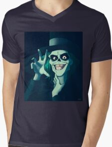Hatbox After Midnight Mens V-Neck T-Shirt