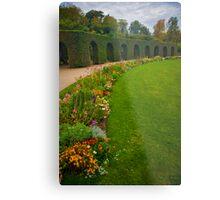 Prince Bishop Palace Gardens  Metal Print