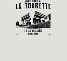 Le Corbusier La Tourette Architecture T shirt Unisex T-Shirt