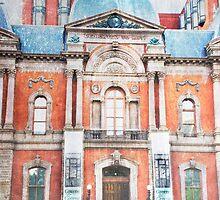 Renwick Gallery, Washington DC by Anne  McGinn