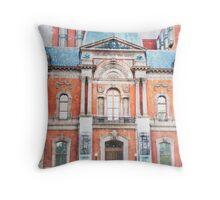 Renwick Gallery, Washington DC Throw Pillow