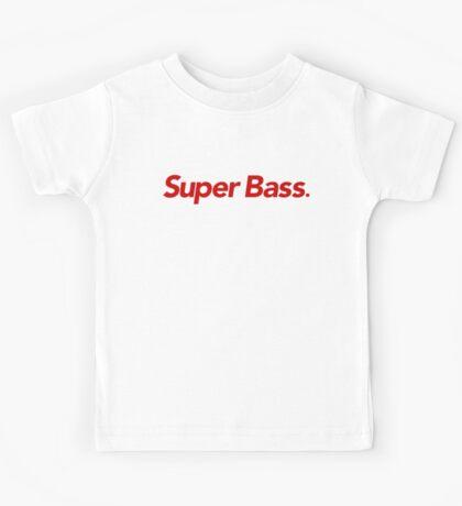 Super Bass Kids Tee