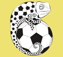 Soccer  Chameleon  Kids Clothes