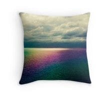 Bon Voyage !  Throw Pillow