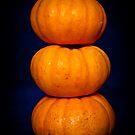 Mini pumpkin balance by yurix