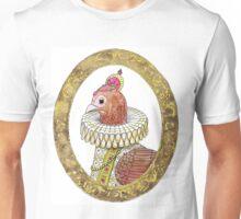 Queen Renaissance Chook Unisex T-Shirt