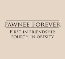 Parks and Recreation - Pawnee Forever by Skulltech