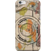 Travel The World With A Camera iPhone Case/Skin