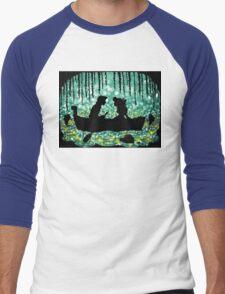 Kiss The Girl Men's Baseball ¾ T-Shirt