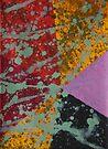 Corner Splatter # 9 by DomaDART