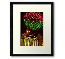 How Do THey Do That? Framed Print