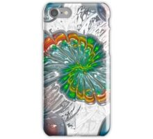 ©DA FS Floral Array V7M. iPhone Case/Skin