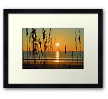 Perfectly Peaceful Framed Print