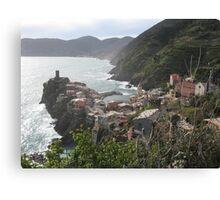 Vernazza, Le Cinque Terre Canvas Print