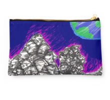 Waiting for the Resurrection (on the Moon) Studio Pouch