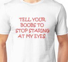 EyeBoobs Unisex T-Shirt