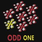 The Odd One Out by JoePK
