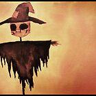 The Lonely Scarecrow by Chloe van Leeuwen