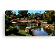 Place of Peace Canvas Print