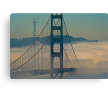 Golden Gate Bridge. Canvas Print