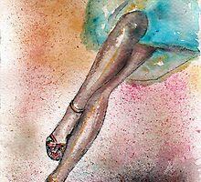 Legs  by PoetryArt