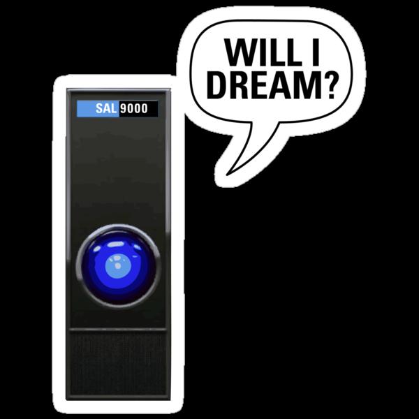 SAL-9000: Will I dream? by suranyami