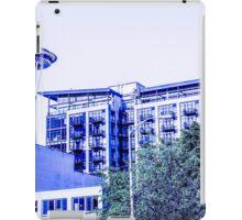 Seattle Blue iPad Case/Skin