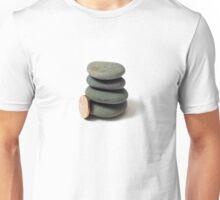 Zen Stone Stack Unisex T-Shirt